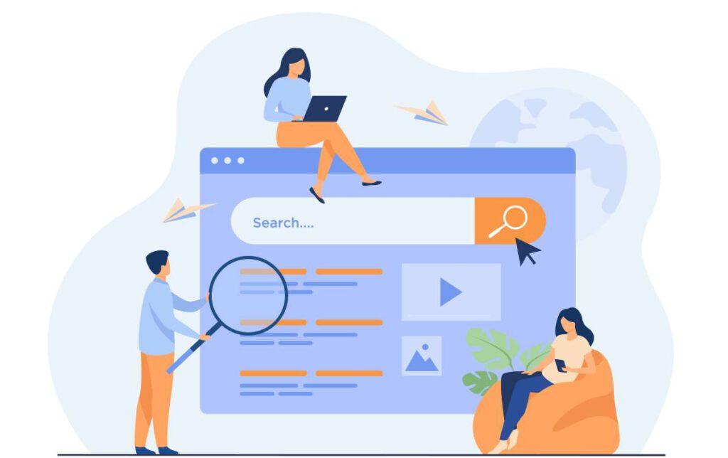 Google Ads Werbung für kleine Unternehmen